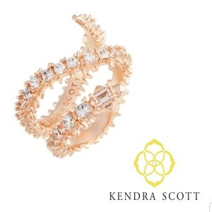 🔶️JUST IN🔶️Kendra Scott Rose Gold Beck Ring